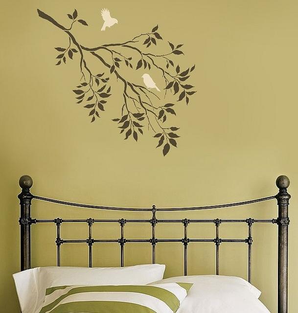 Simple wall decoration photos