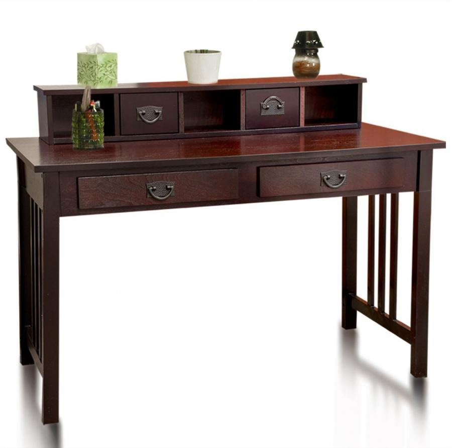 Wood desks photos