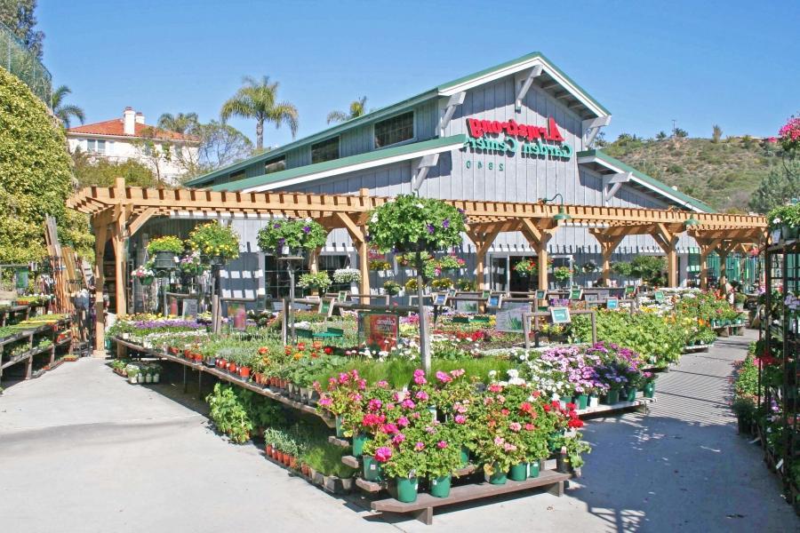 Garden Center Photos