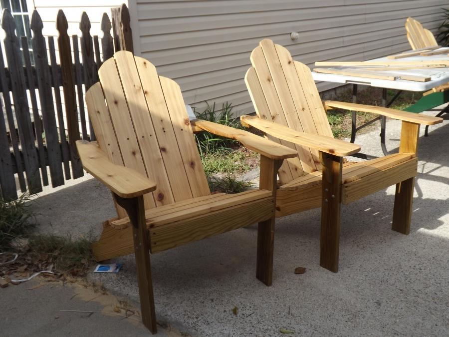 Adirondack Chair Photo Frame