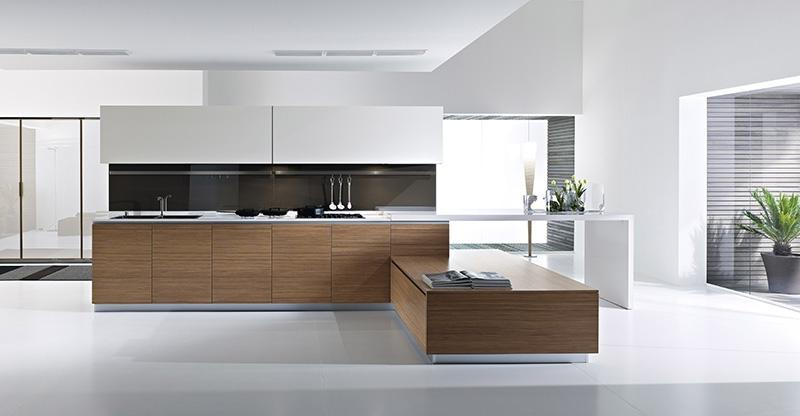 Unique DUNE kitchen range from Pedini Kitchen Designs : 10 Simple...