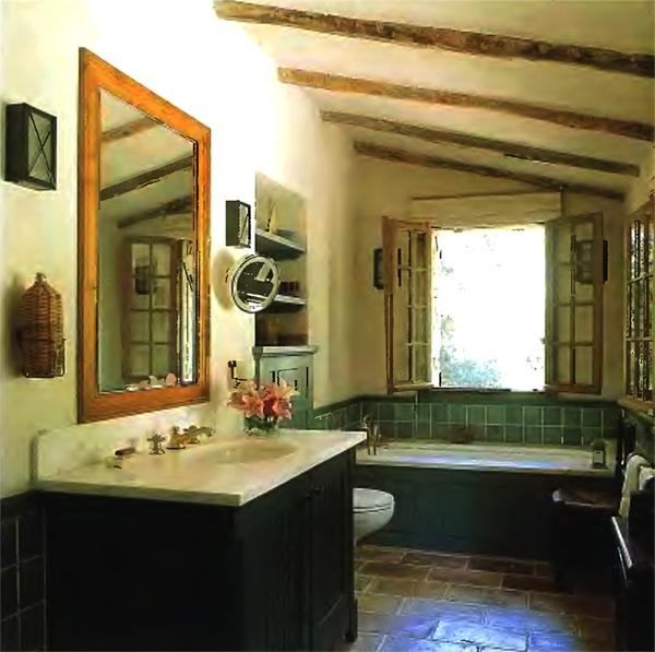Country Bathrooms Photos