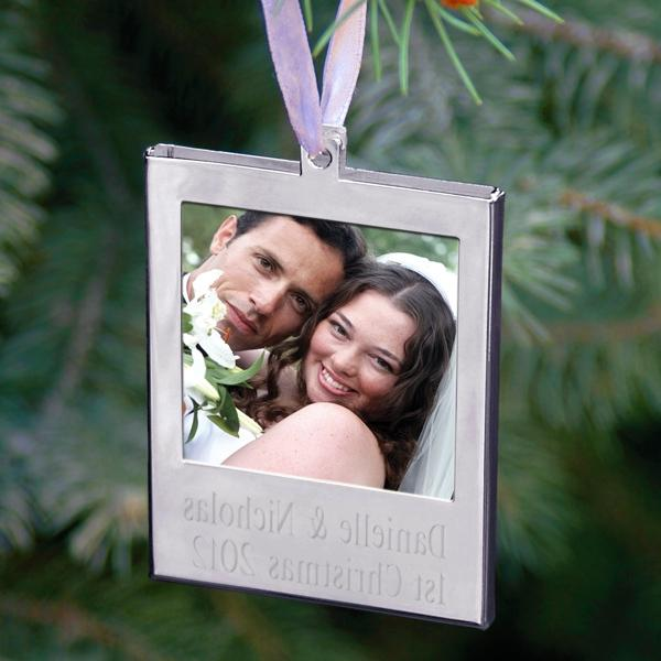 Custom Christmas Ornament Photo Frame. Custom Christmas...