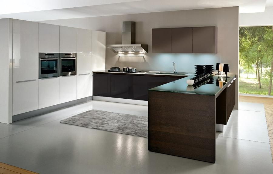 Modern European Kitchens Photos