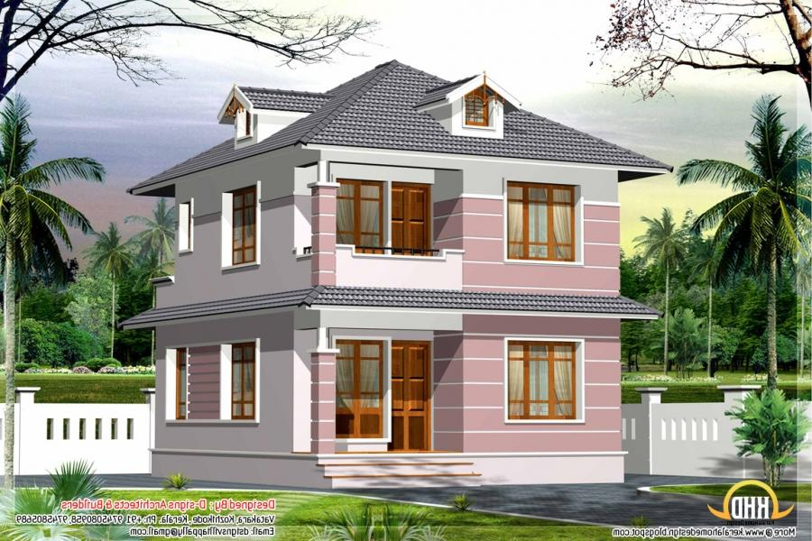 Very good house plans with photos in kerala for Good house plans in kerala