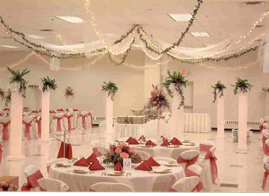 Marriage Hall Decorations Photos