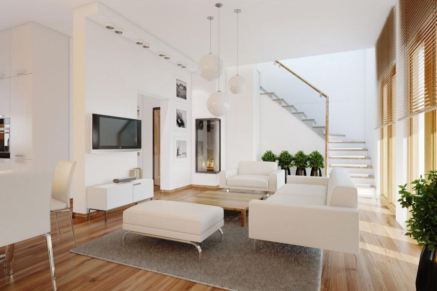 ... Living Room Amazing Trendy And Stunning Interior Design...