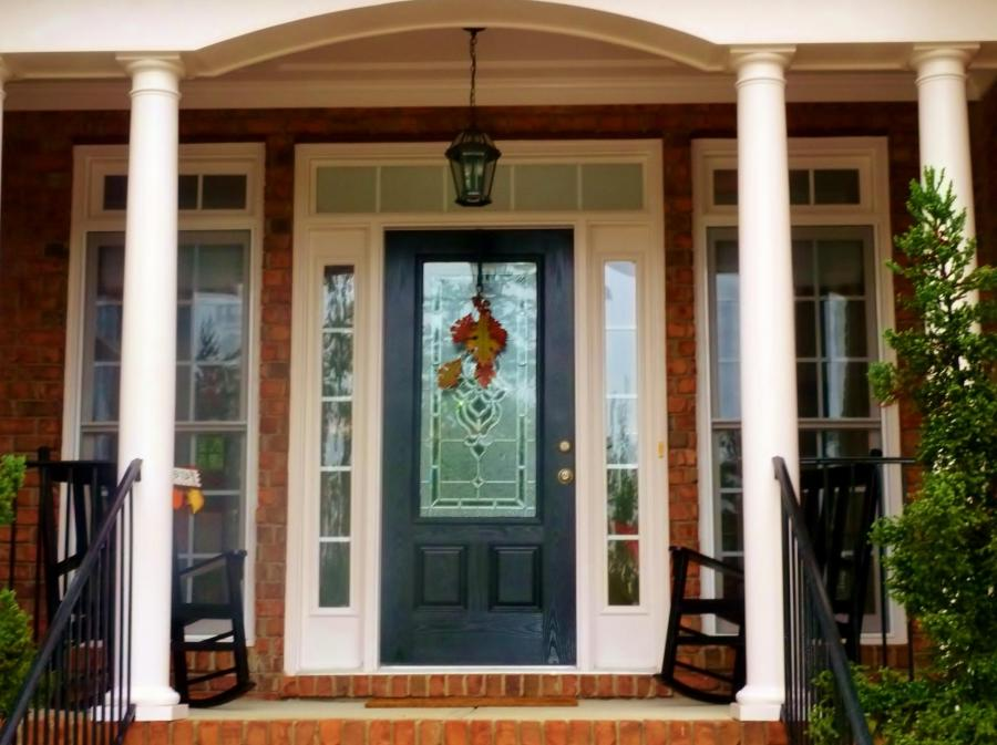 ... Fashionable Front Doors With Glass Home Design, Fabulous...