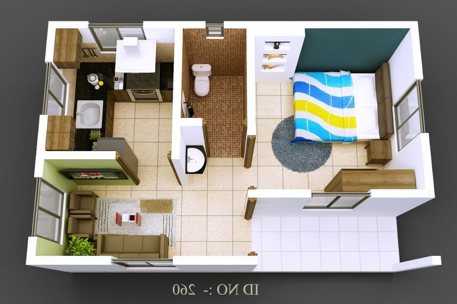 Design My Home Low Cost House 3d Floor Plans Design My Room ... source