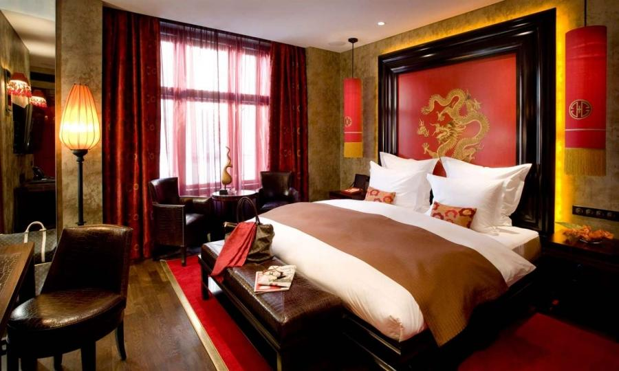 ... Buddha-Bar Hotel Prague - Rooms ...