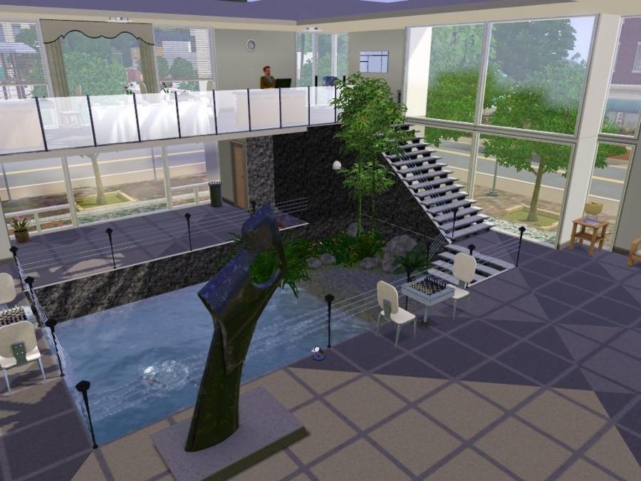 Design different garden photo pond for Indoor fish pond design