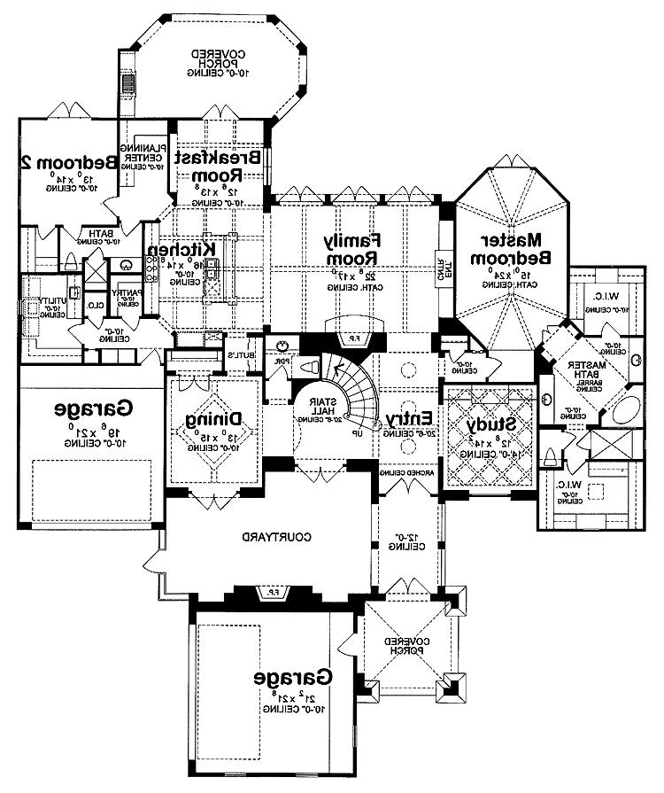 Amazing house plans photos for Fun house plans