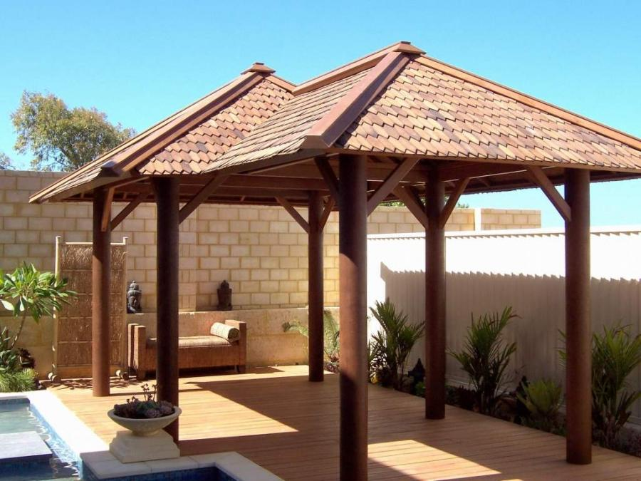 Simple Gazebo Photos