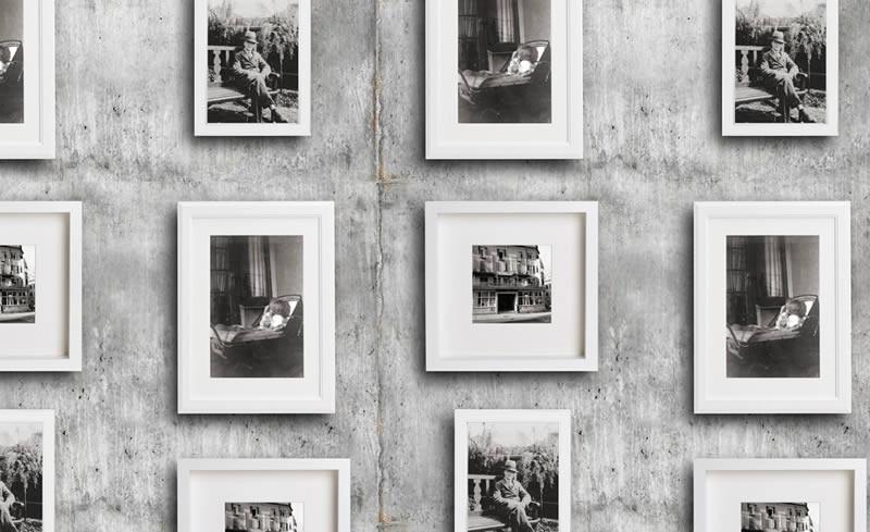 Photo Frame Wallpaper Uk