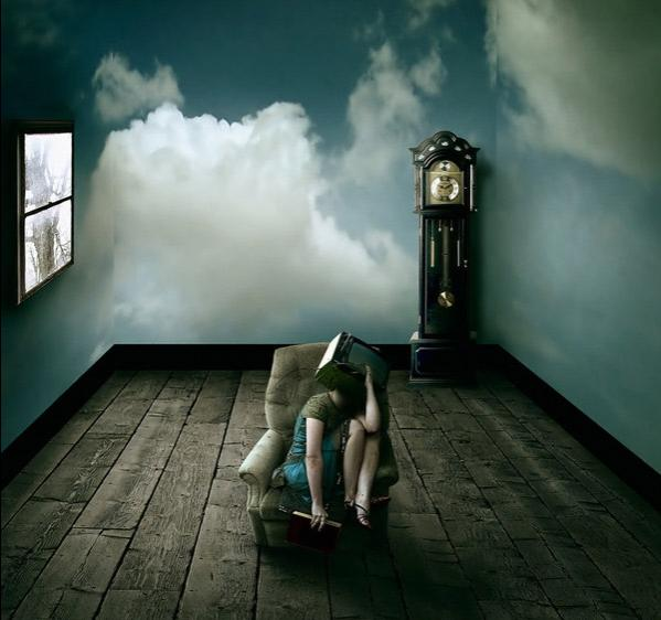 Tales from the hidden attic Surreal Photo Manipulation: 40...