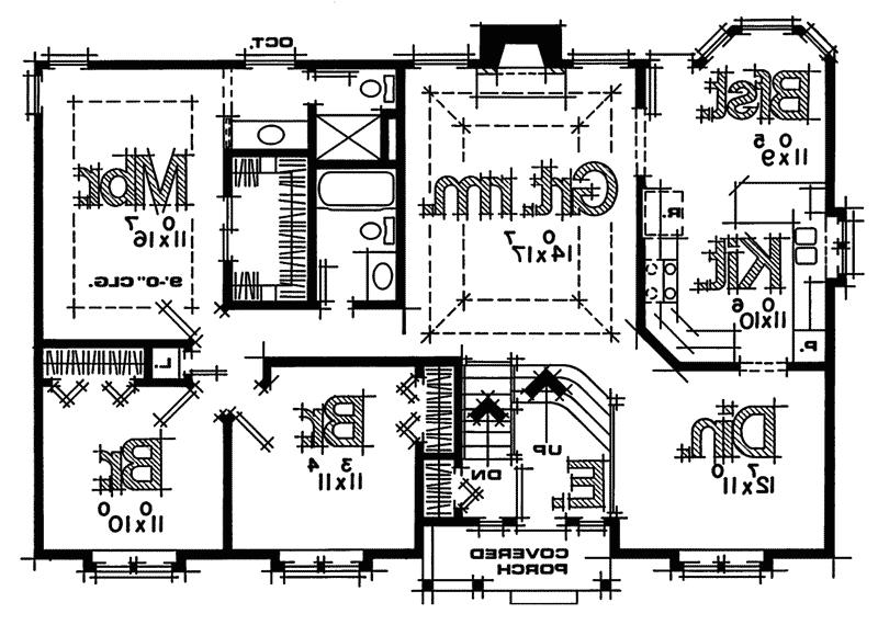 Timberlake House Plan Photos