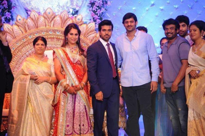 Ram Charan House Photos In Hyderabad