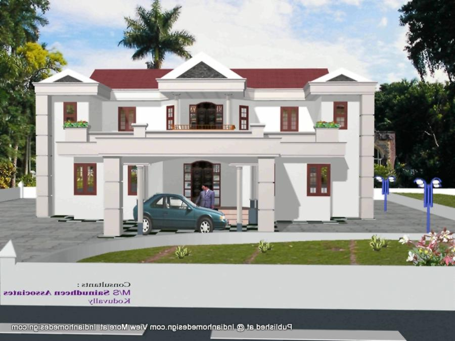 south indian style luxury 3476 sq ft house exterior design source