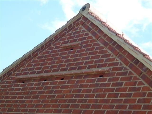 brick gable