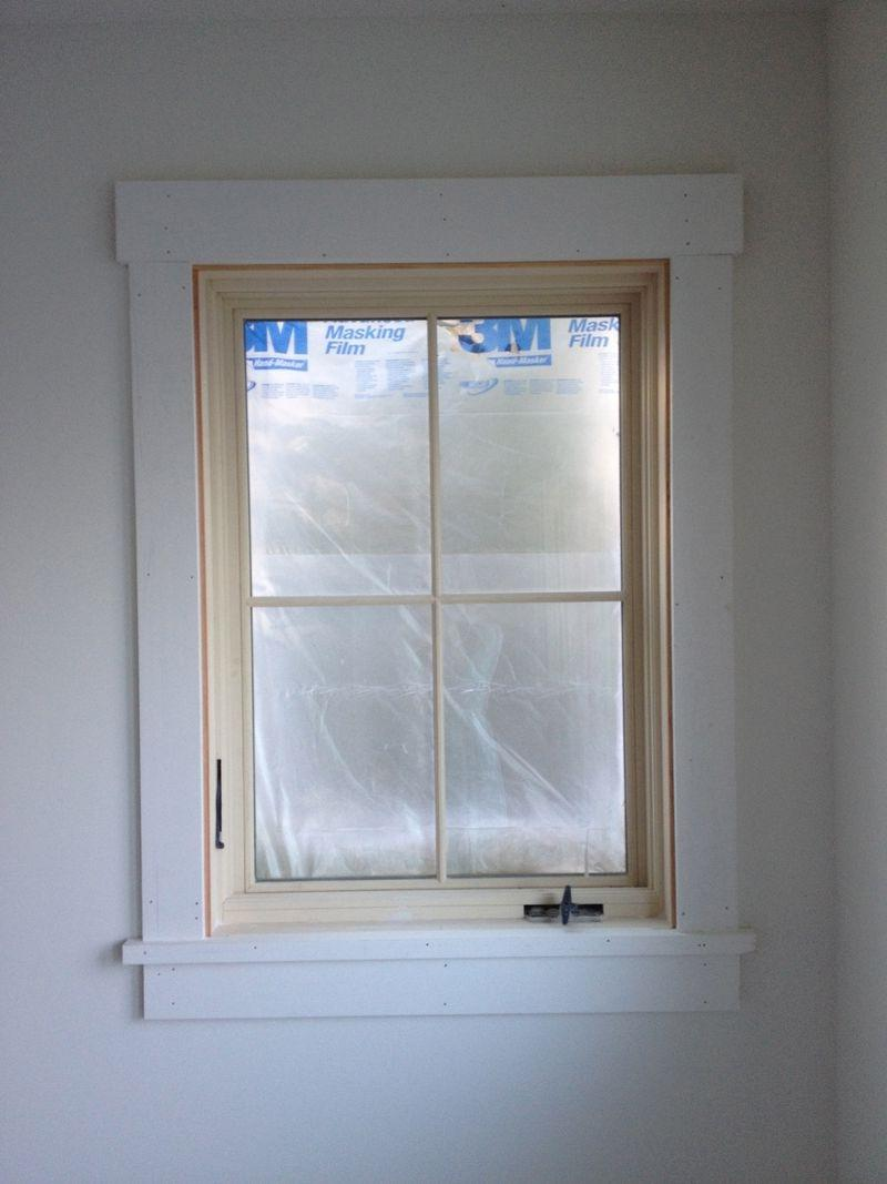 Window Trim Photos Interior