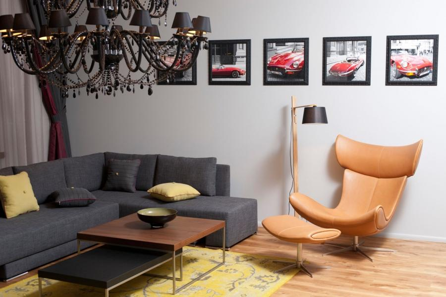 Apartments : Interesting Interior Designs For Studio Apartments...