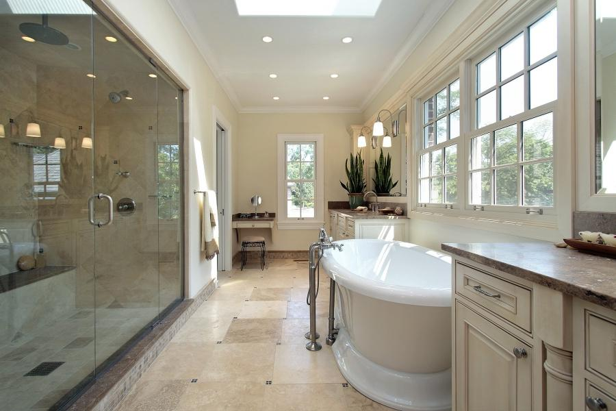 Bathroom photo remodeling for Bathroom remodeling contractor los angeles