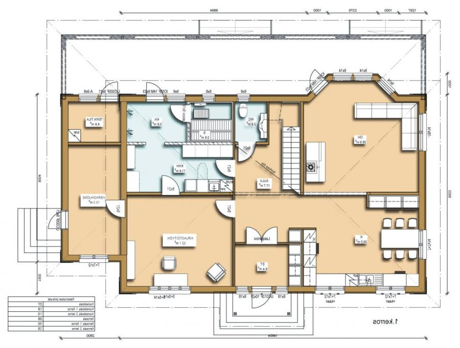 Eco house plans with photos for Eco home floor plans