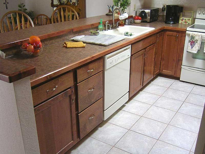 Wood Countertop Edge Details : Wood Edge Detail For A Laminate Countertop Pictures to pin on ...