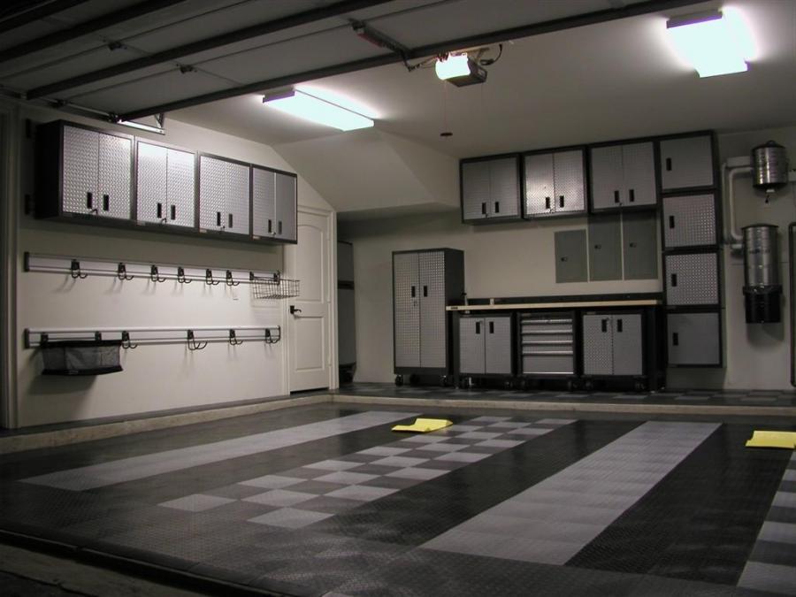 Garage Interior Designs Photos