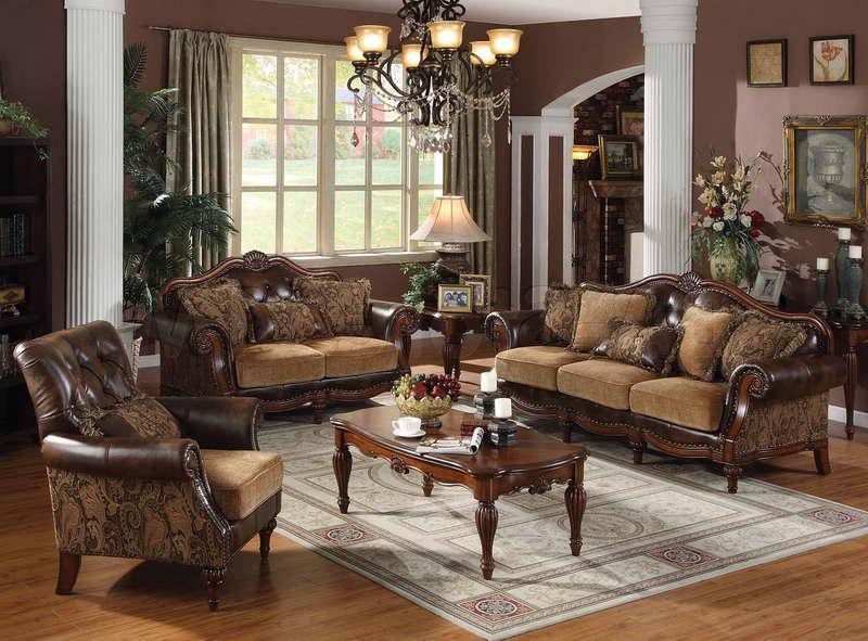 Tuscan Living Room Photos
