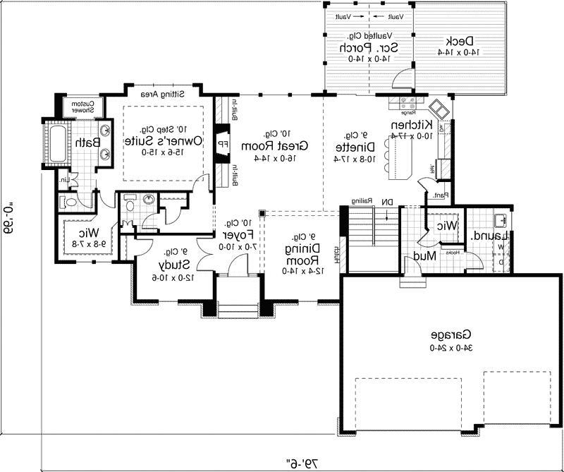 Modeso Craftsman Home Plan 091d 28 Images Craftsman