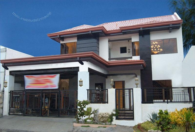 Modern House Designs Philippines Photo