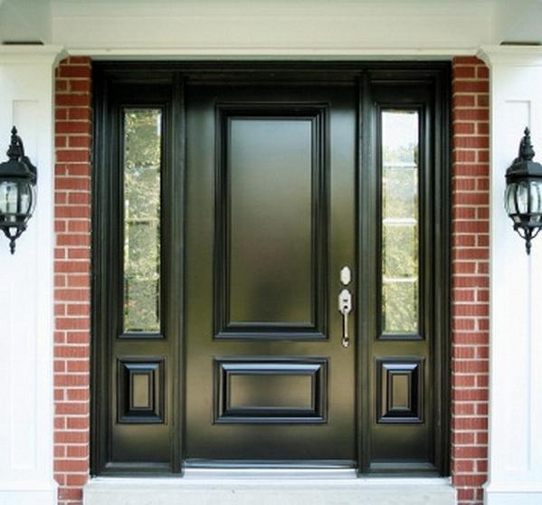 New Home Designs Latest Modern Homes Modern Bathrooms: Front Door Grill Designs Photos