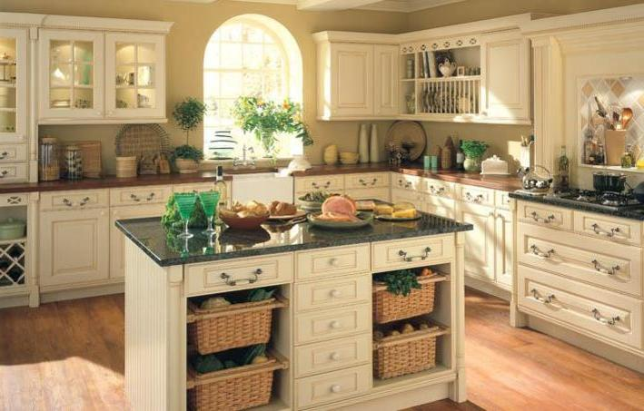 Traditional Kitchens Photos