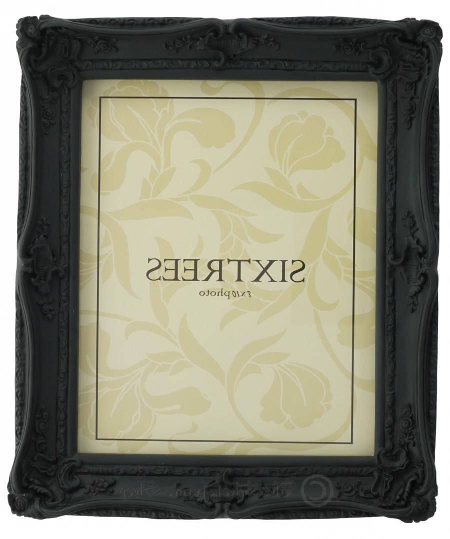 8x10 glass photo frames