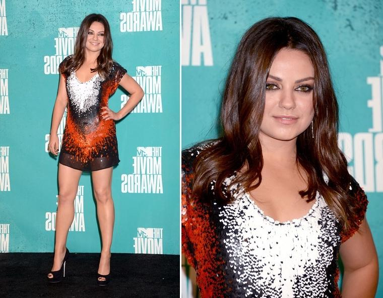 Celebrities On The Red Carpet MTV Movie Awards 2012 (9)