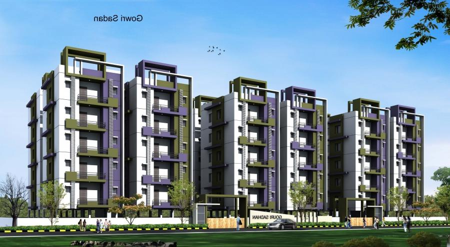 Apartment For Sale In Vijayawada, Andhra Pradesh, Ref# 2530420