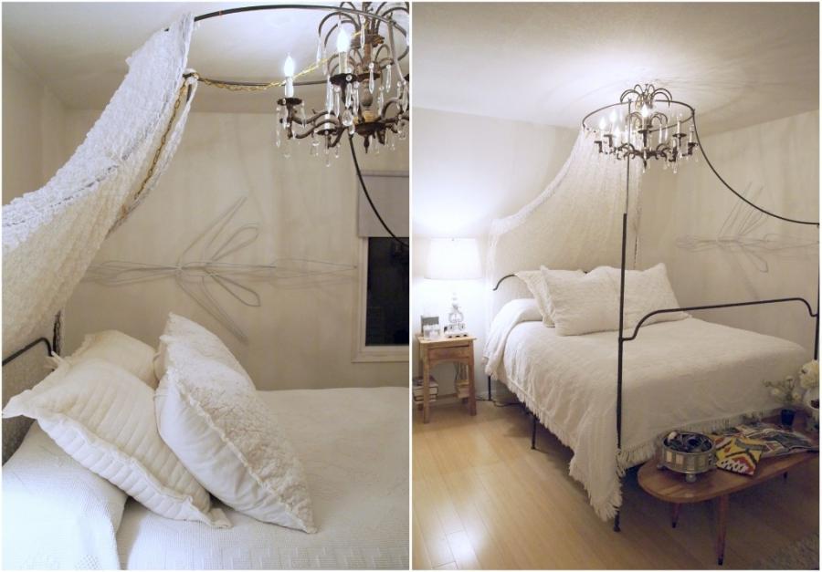 boudoir style bedroom photos