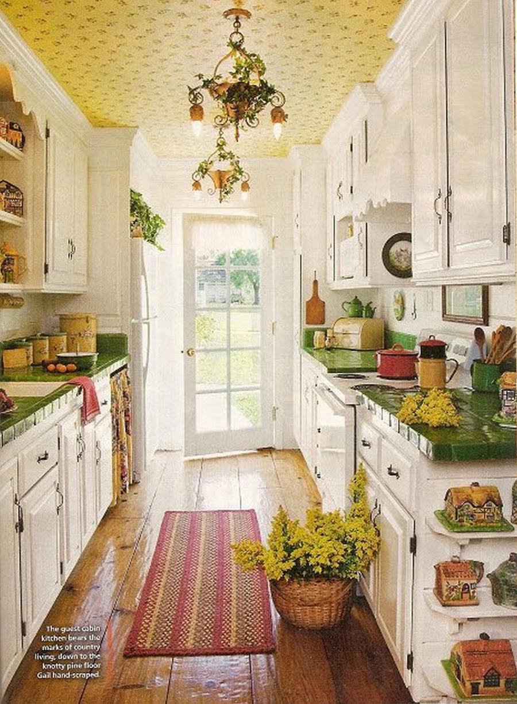 Оформление кухни в стиле прованс своими руками фото