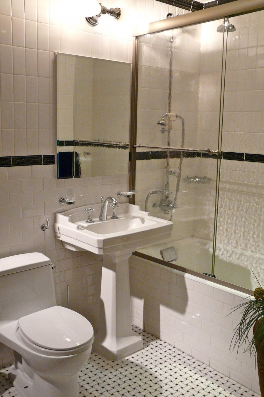Small Bathroom Remodel Photo