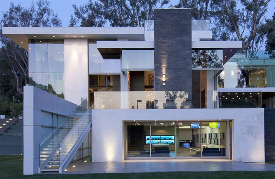 modern houses Whipple Russell Architects
