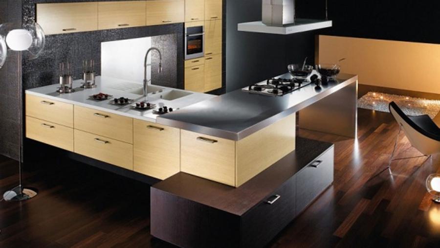 Best kitchen interior design photos for Lavish kitchen designs