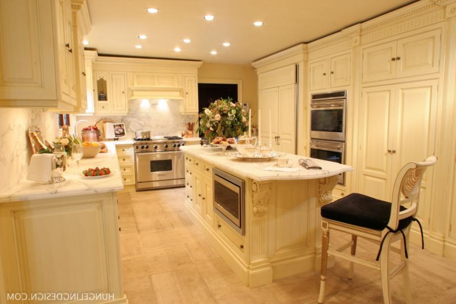 Kitchen luxury photo for Robert clive kitchen designs