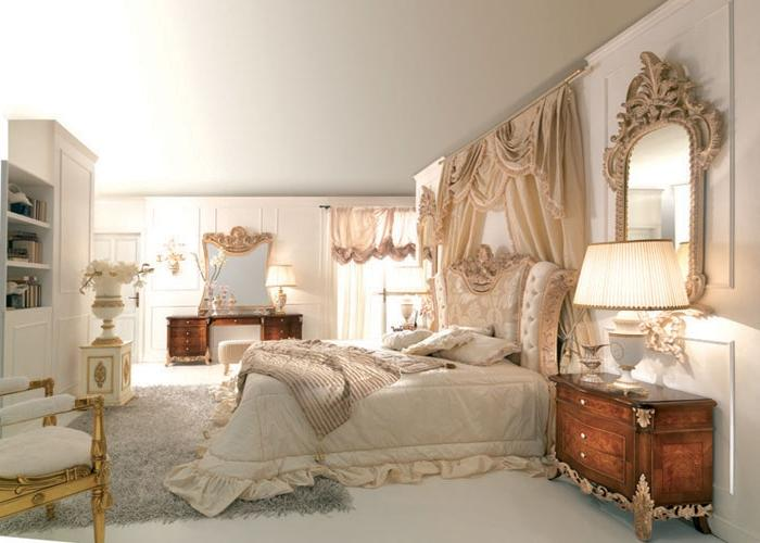 Bedroom Ideas , 6 Best French Bedroom Designs : Vintage French...