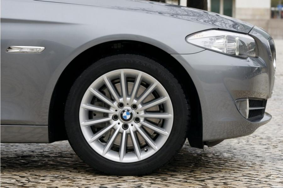 BMW Group is leading promoter of run flat tires