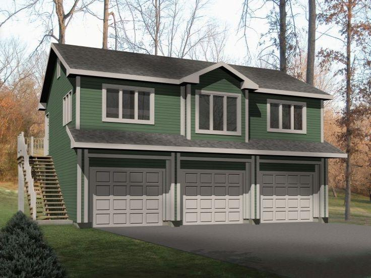 Garages with apartments above projects special projects for Garages with apartments above them