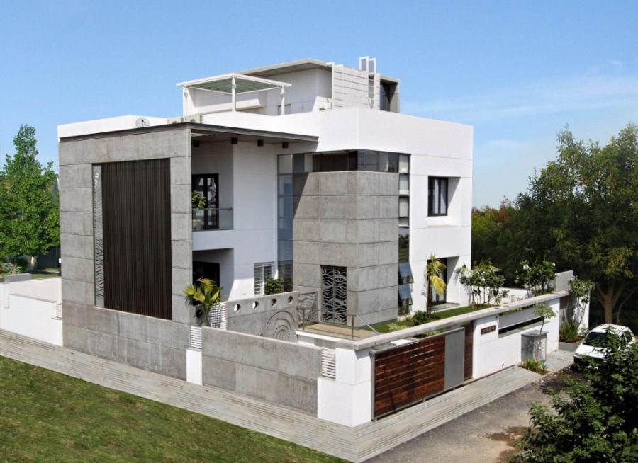 Modern Exterior House Design Photos