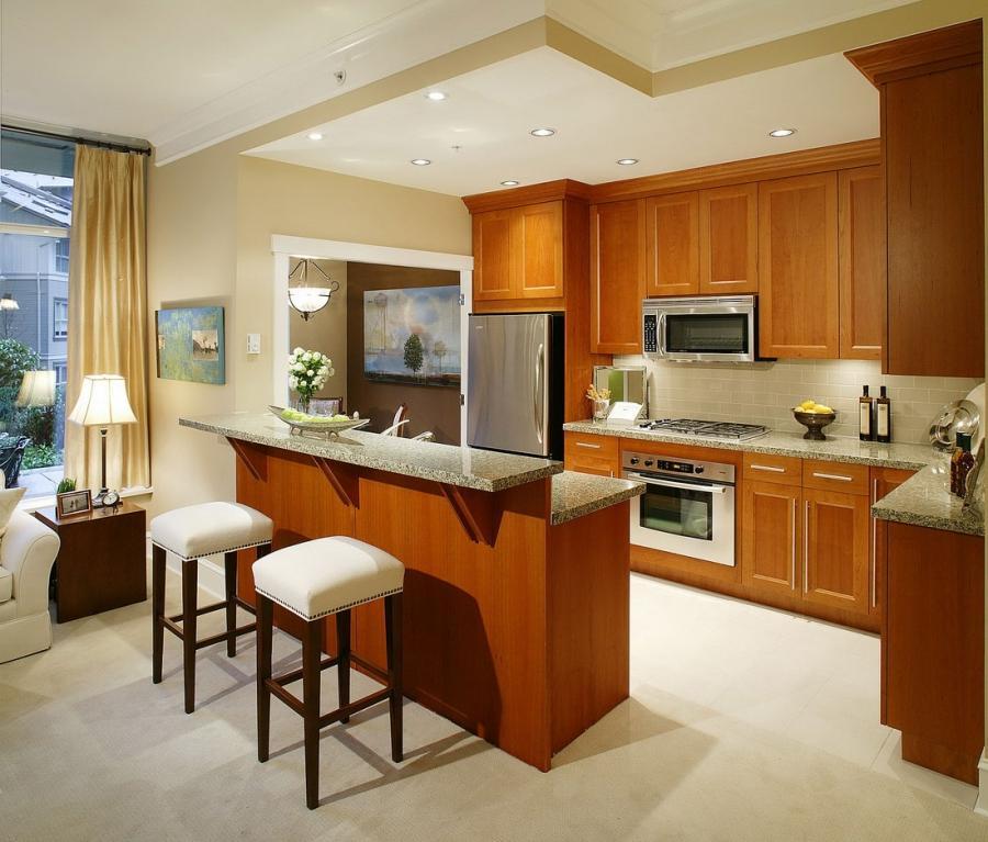 Open Kitchen Designs Photos