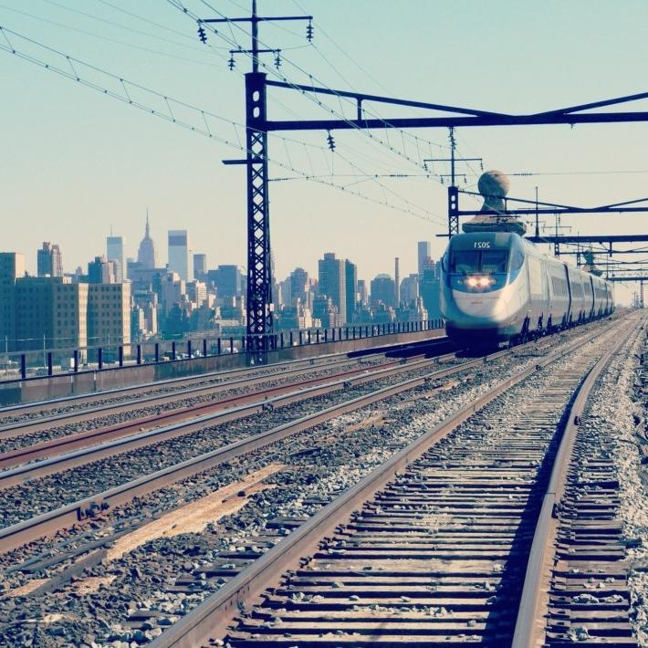 The Impact of the Northeast Corridor and Amtrak on the Economy