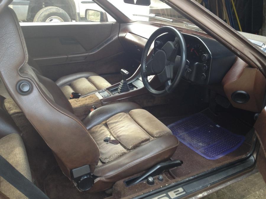 Porsche Cayman For Sale >> Porsche 928 interior photos